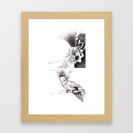 ROYALTY Framed Art Print