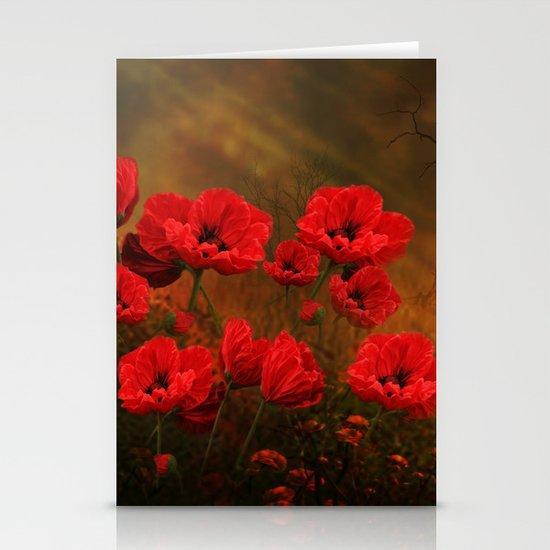 Poppy Love Stationery Cards