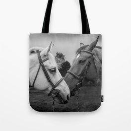 Horses of Instagram II Tote Bag