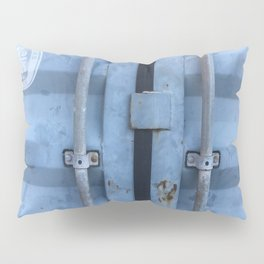 Shipping Container Doors Pillow Sham