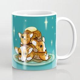 Corgi Short Stack Coffee Mug