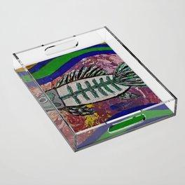 Bonefish Acrylic Tray