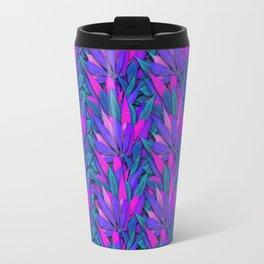 Cannabis Print Travel Mug