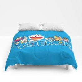 Doraemon Family Comforters