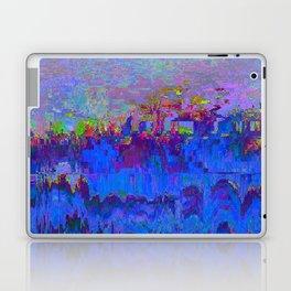08-20-13 (Skyline Glitch) Laptop & iPad Skin