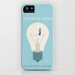Growing ideas iPhone Case