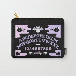 Cute Ouija // Pastel Carry-All Pouch