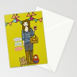 My Phone Stationery Cards