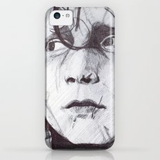 Edward Scissorhands   iPhone 5c Slim Case