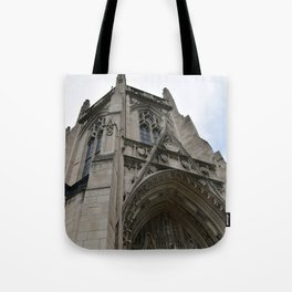 Pittsburgh Tour Series - University of Pittsburgh Tote Bag