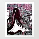 Tangled   Limited Edition of 50 Prints by kaleidodrama