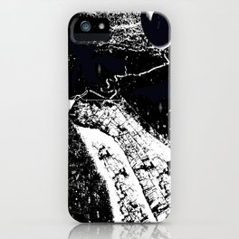 Midnight Over The Mouth Of The Mekong iPhone Case
