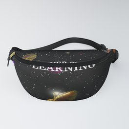 Never stop learning Fanny Pack