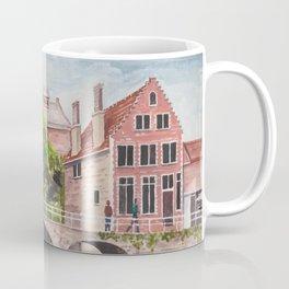 Bruges Bridge Coffee Mug