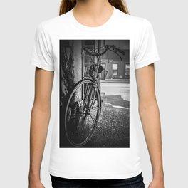 Black and White Bike T-shirt