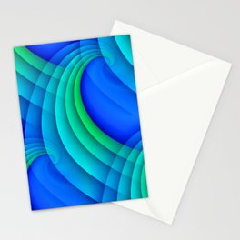 time for abstraction -20- Stationery Cards