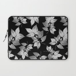 Elegant Leaves Laptop Sleeve