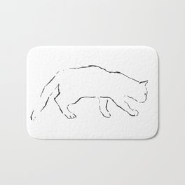 Cat 12 Bath Mat