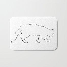 Cat 12 Bath Mat