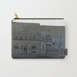 A Toledo Mural II Carry-All Pouch