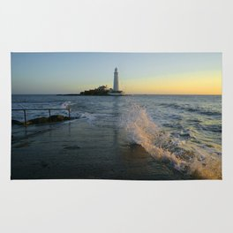 St Marys Lighthouse Rug