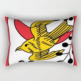 APRIL CUCKOO Rectangular Pillow
