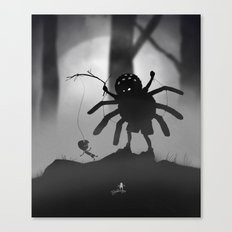 Limbo Kid Canvas Print