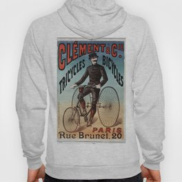 Old Sign - Bicycles Hoody