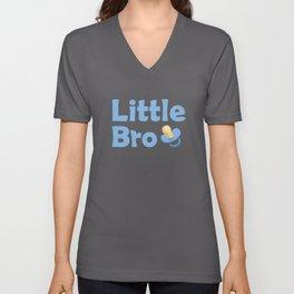 Little Brother Unisex V-Neck