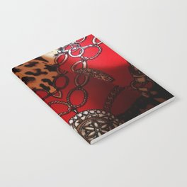Leopard Notebook