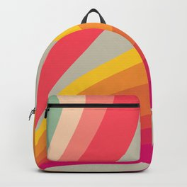 VHS Retro Gradient 4 Backpack