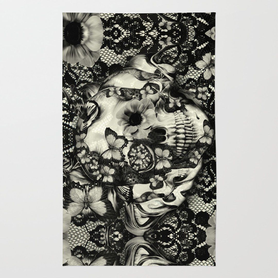 Gothic Rugs Home Decor