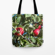 Apples to Apples Tote Bag