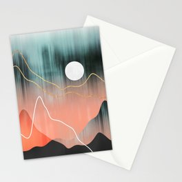 Mountainscape 2 Stationery Cards