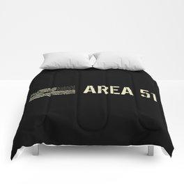 Black Flag: Area 51 Comforters