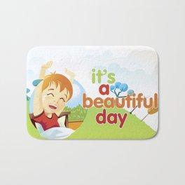 Beautiful Day Bath Mat