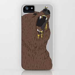 Give me my honey iPhone Case