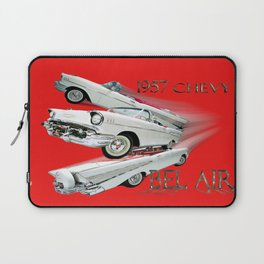 Last of the Tri Fives Laptop Sleeve