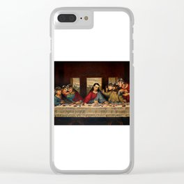 The Last Shutout Clear iPhone Case
