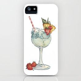 Enivrant iPhone Case
