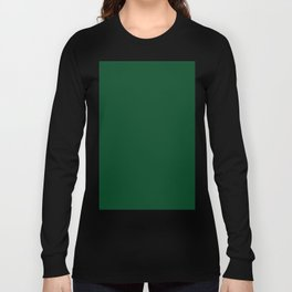 Forest green (traditional) Long Sleeve T-shirt