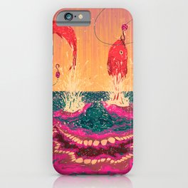 Fisgados iPhone Case
