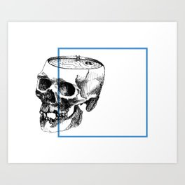 Thinktank Art Print