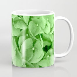 Flowers | Flower | Hydrangea Greenery | Floral | Nadia Bonello Coffee Mug