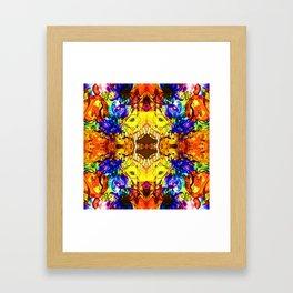 Pattern-194 Framed Art Print