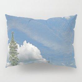 Sunny Skies Manipulated Kaleidoscope Pillow Sham