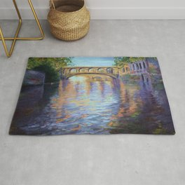 The River Cam Rug