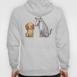 Lady & the Tramp Hoody