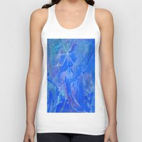 wizard Tank Tops featuring Wizard by InSight Out