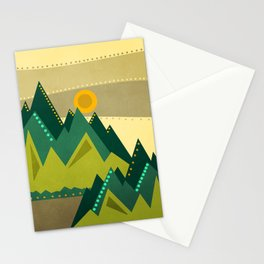 Textures/Abstract 125 Stationery Cards